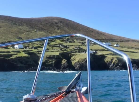 blasket island ferry