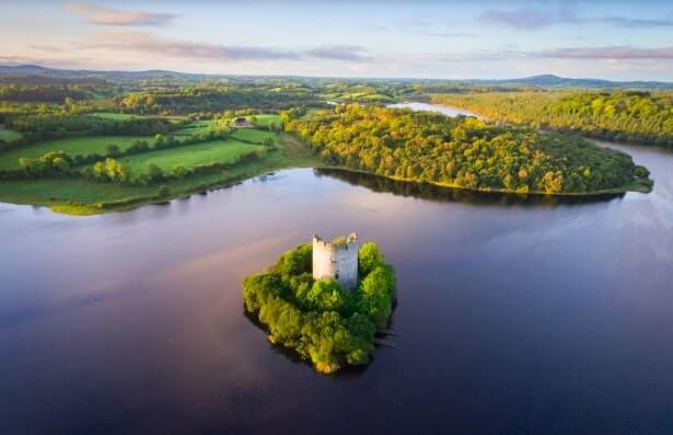 clough oughter castle cavan