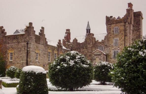drimnagh castle dublin