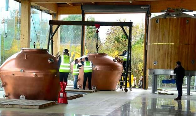 Boann Distillery drogheda