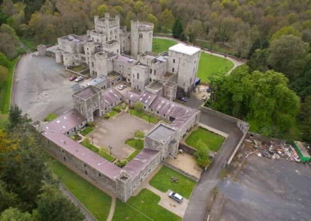 gosford castle in northern ireland