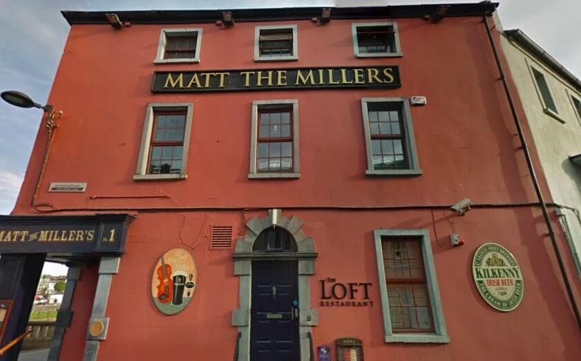 matt the millers kilkenny