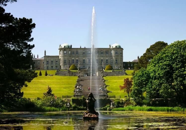 powerscourt gardens wicklow