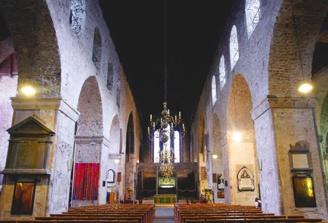 st mary's cathedral limerick