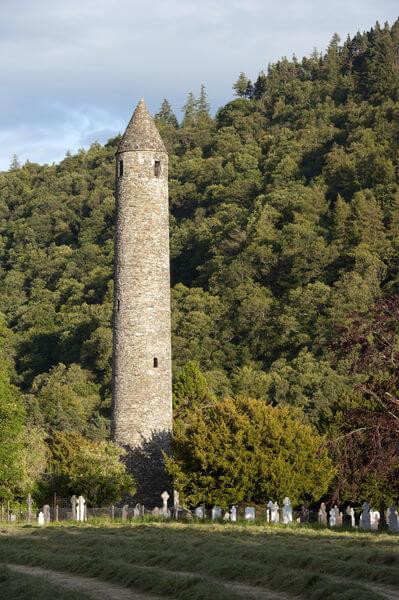 Glendalough Monastery wicklow
