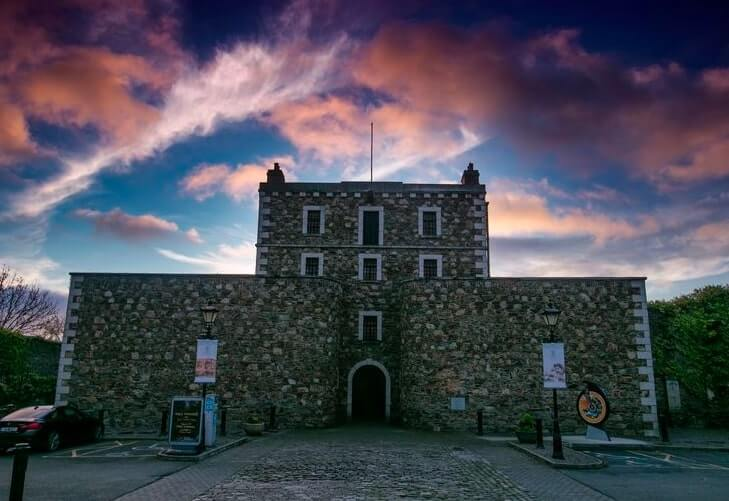wicklow gaol tour