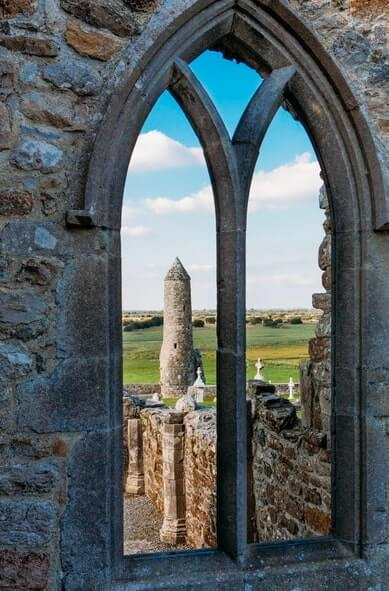 Clonmacnoise county offaly