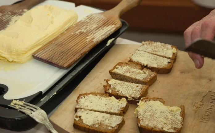 Inside Cork Butter Museum
