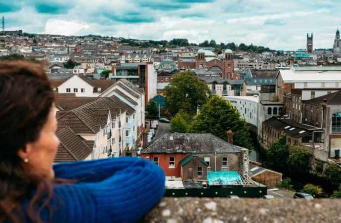 Elizabeth Fort cork city