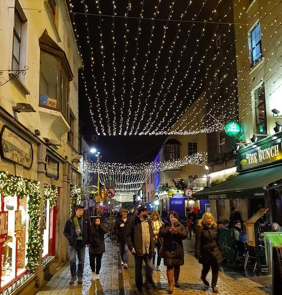 Christmas in Galway