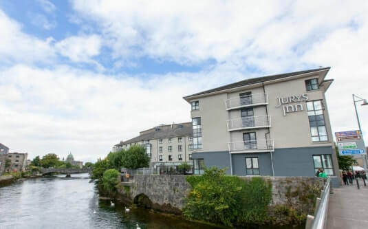 Jurys inn hotel in galway city