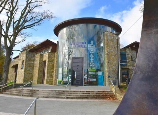 exterior shot of The Saint Patrick Centre