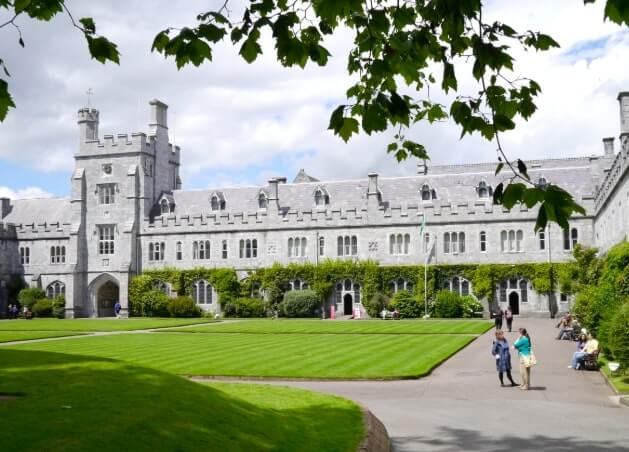 The Grounds of University College Cork