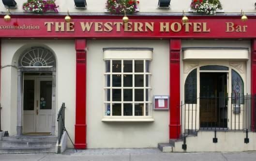 Galways western Hotel