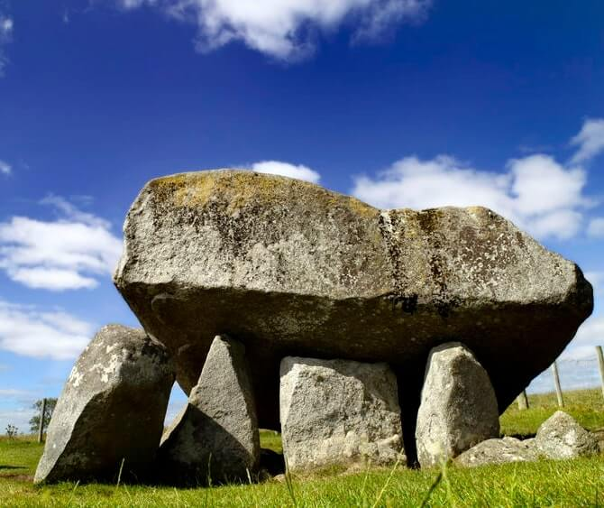 brownshill dolmen carlow