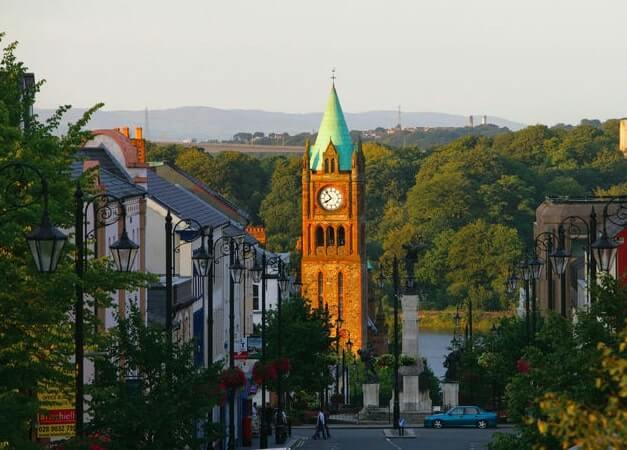 places to visit in derry