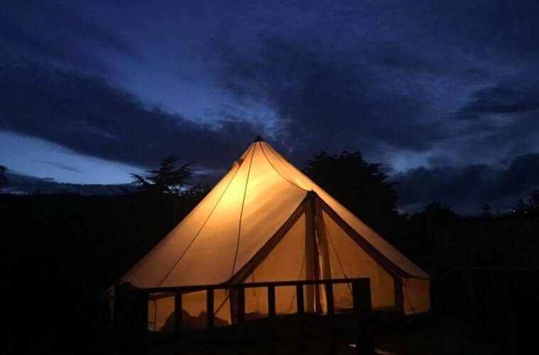 derry glamping