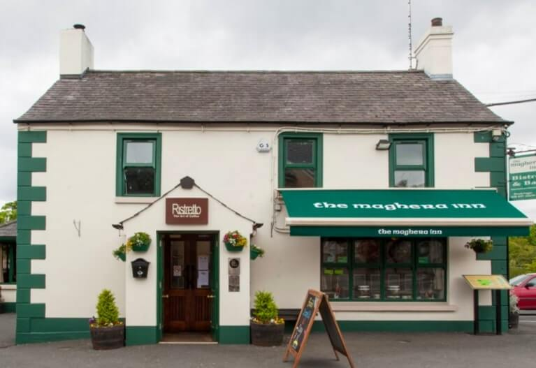 The Maghera Inn Down