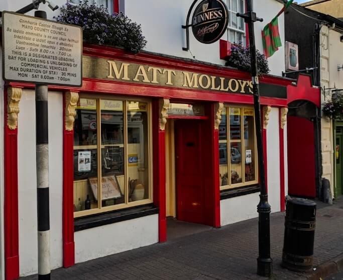 matt molloy's pub Mayo