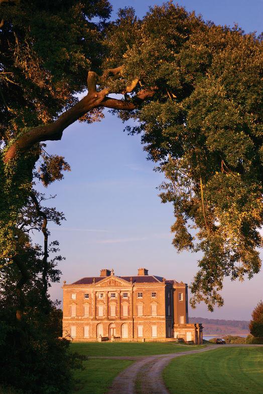 castle ward exterior