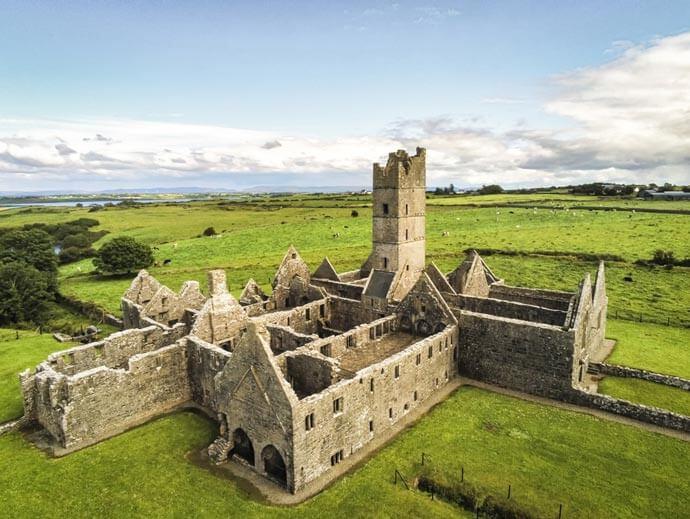 Moyne Abbey Ruins