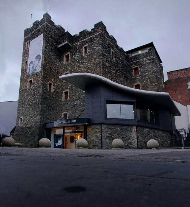 The tower museum derry