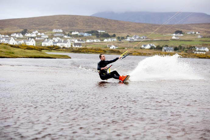 watersports on achill