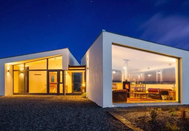 Clare airbnb exterior