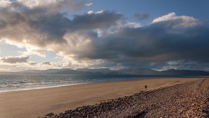rossbeigh beach Kerry