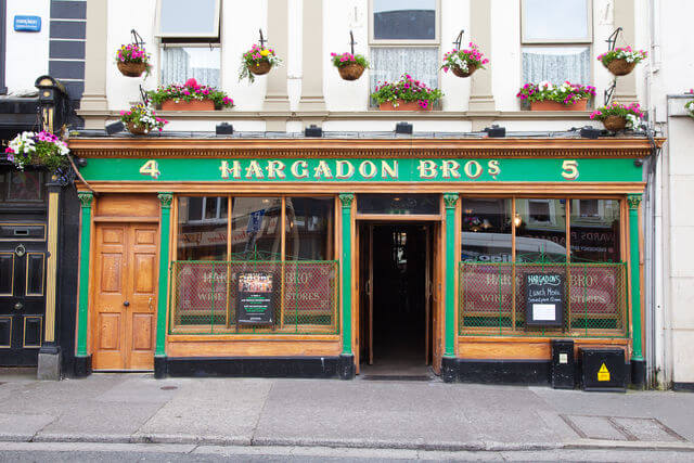 Hargadons of Sligo