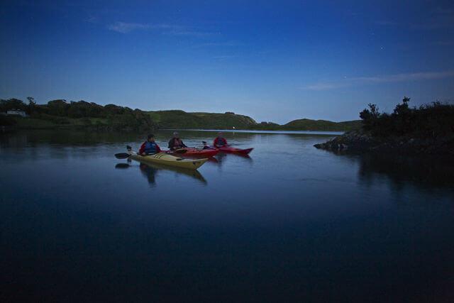 lough hyne kayaking