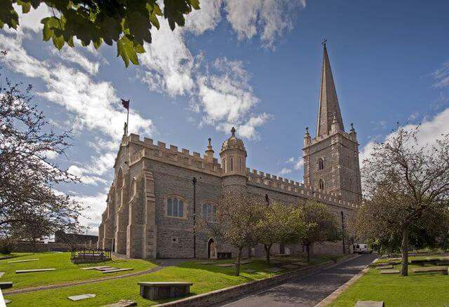 St Columb's Cathedral derry