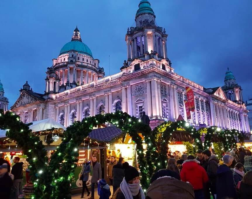 Belfast Christmas markets 2019 dates
