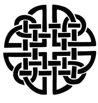 The Dara Knot Symbol