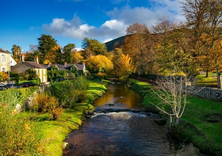 Visiting Ireland in October