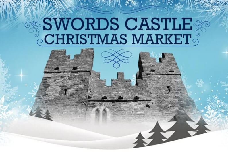 Christmas market dublin swords castle