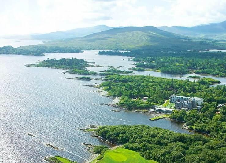 parknasilla sea view hotel ireland