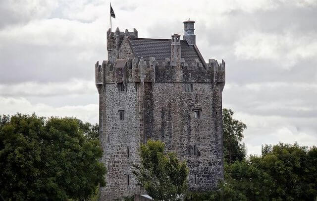 one of the best castles to stay in in Ireland