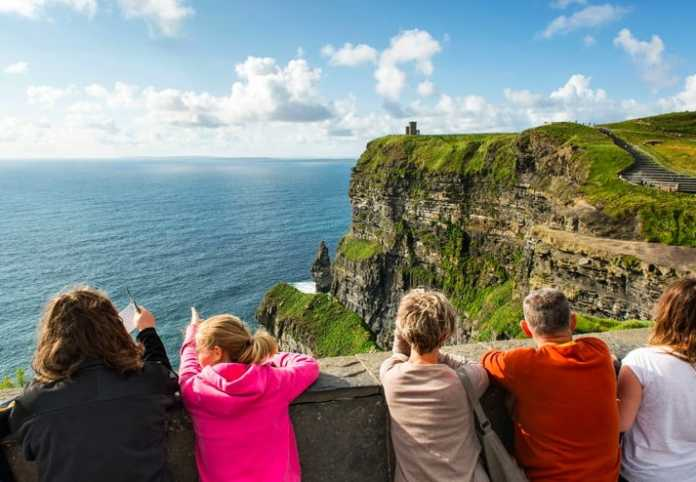 Bes time to visit cliffs of moher