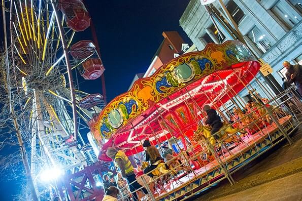 Christmas markets in cork