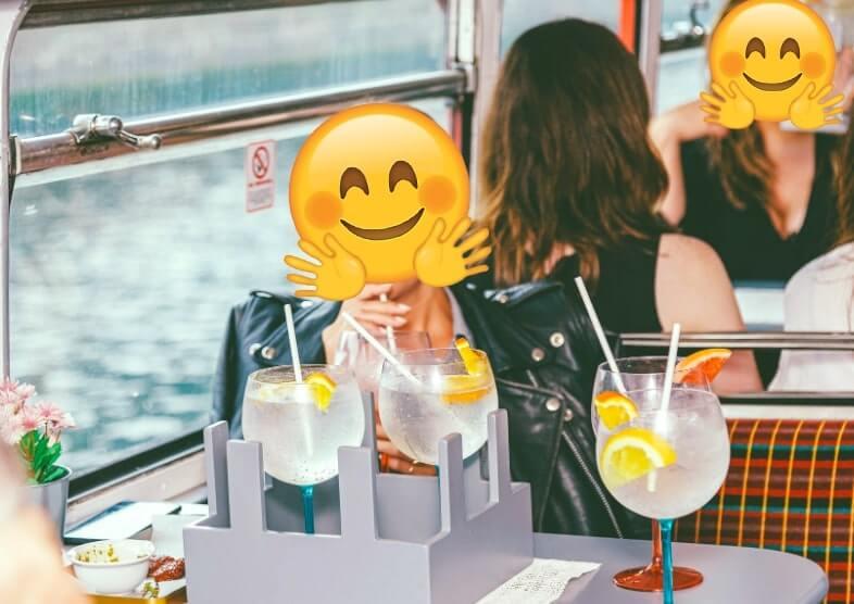 Dublin gin and tonic tour