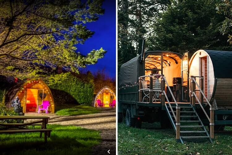 glamping ireland guide