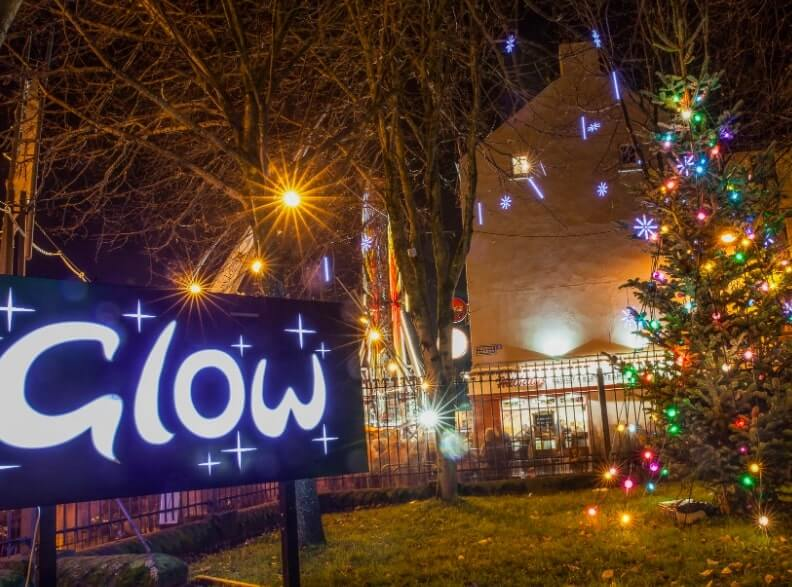 Glow Bishop Lucey Park