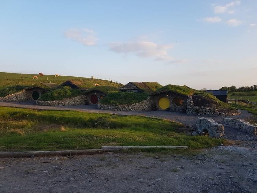 hobbit huts mayo