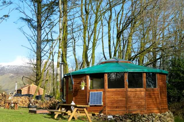 Glamping in tipperary