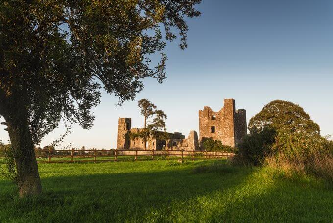 Bective Abbey in Meath