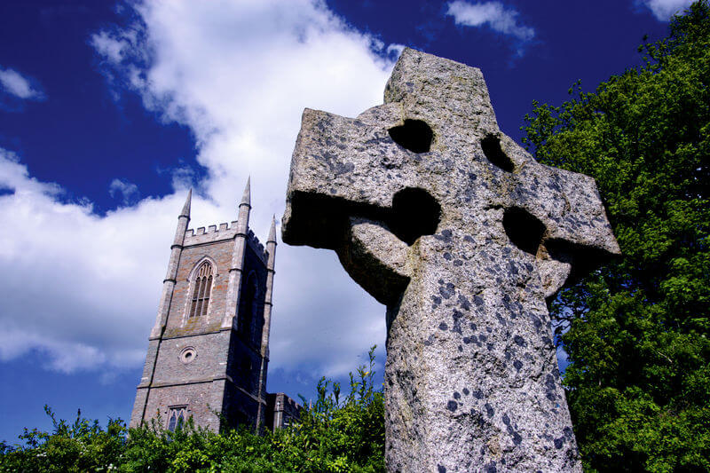 celtic cross symbol and meaning