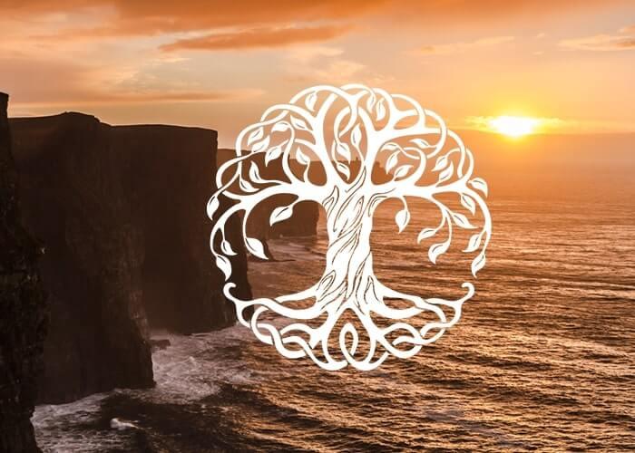 Celtic Tree of Life Symbol