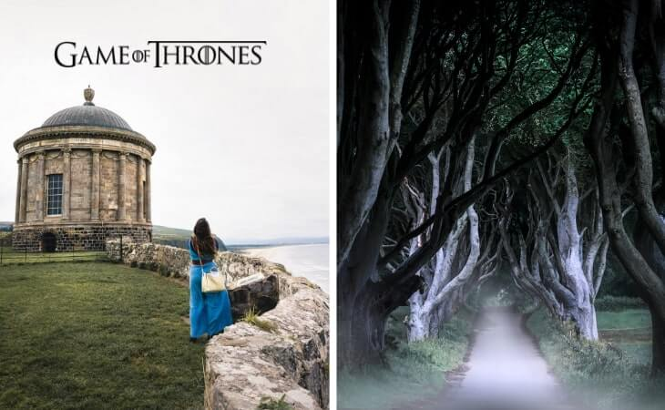 game of thrones ireland locations
