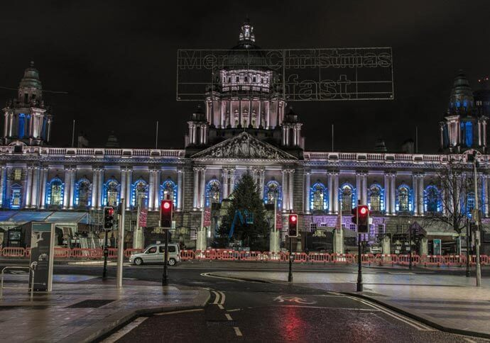 Christmas markets belfast 2020